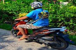 motor-bike